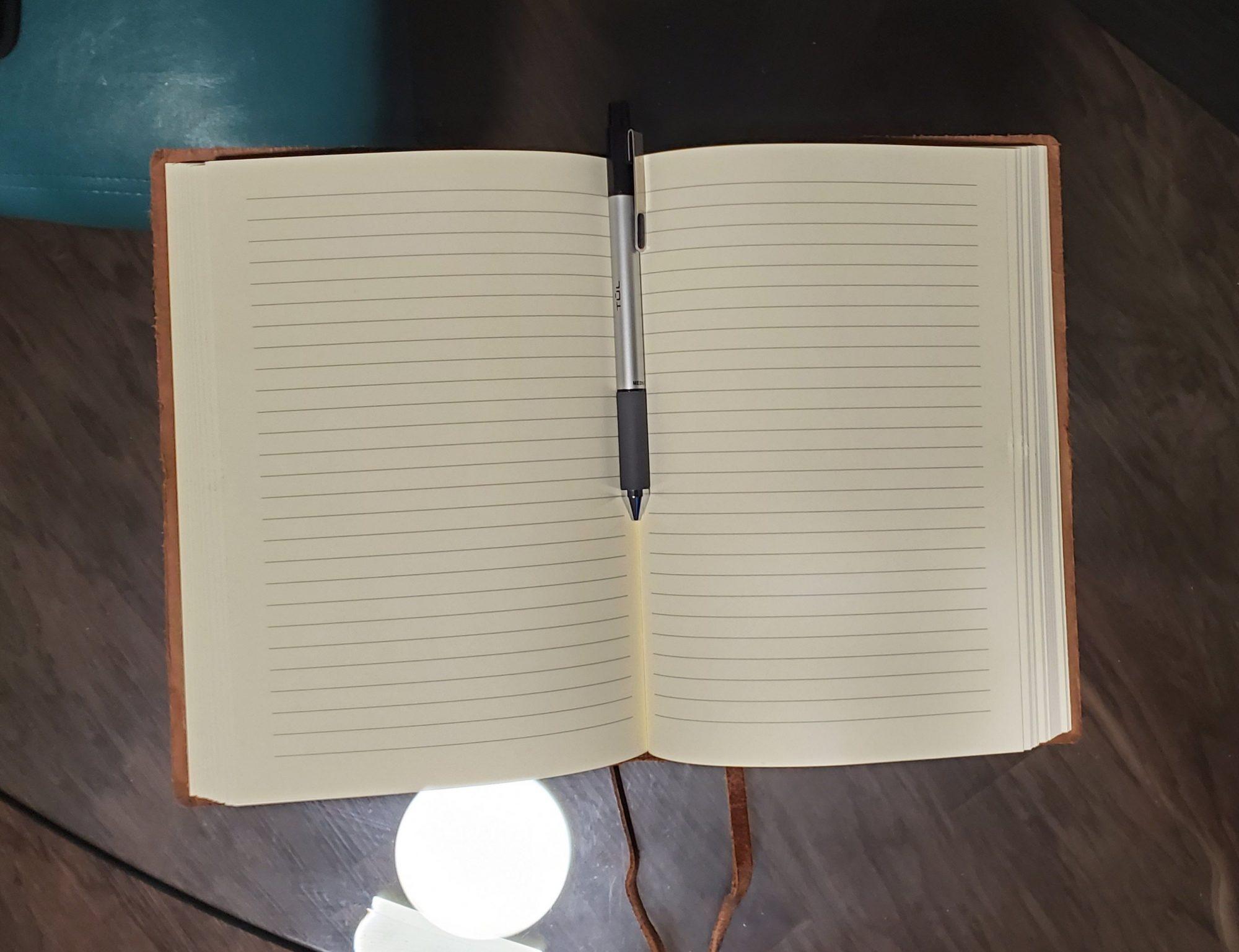Write by JE